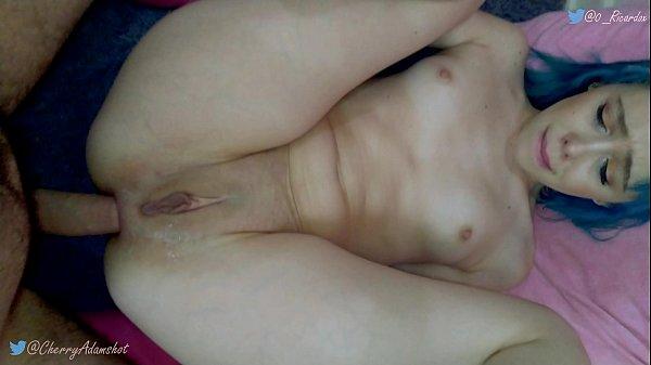 Caiu na net sexo anal com novinha tesuda
