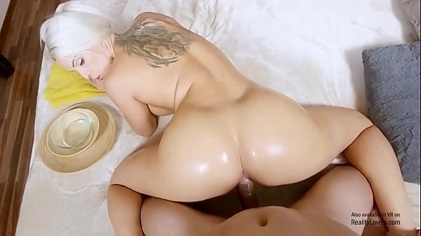 Porno amador HD com loira gostosa